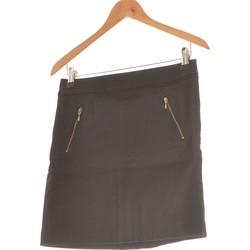 Vêtements Femme Jupes Camaieu Jupe Courte  38 - T2 - M Noir