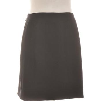 Vêtements Femme Jupes Manoukian Jupe Courte  38 - T2 - M Noir