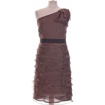 Vêtements Femme Robes courtes 1.2.3 Robe Courte  36 - T1 - S Marron