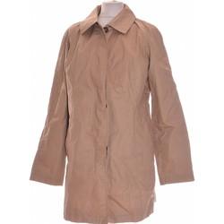 Vêtements Femme Manteaux DDP Manteau Femme  40 - T3 - L Marron