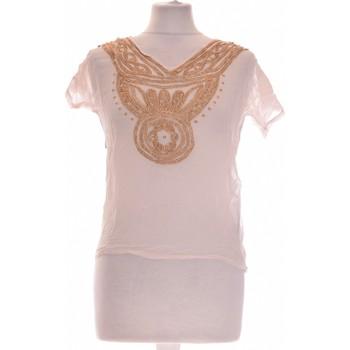 Vêtements Femme Tops / Blouses Antik Batik Blouse  34 - T0 - Xs Beige