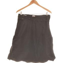 Vêtements Femme Jupes Kanabeach Jupe Mi Longue  36 - T1 - S Noir