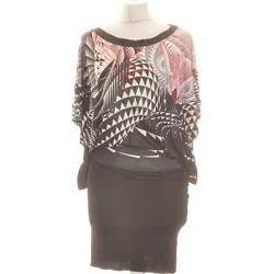 Vêtements Femme Robes courtes Custo Barcelona Robe Courte  38 - T2 - M Noir