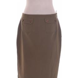 Vêtements Femme Jupes Manoukian Jupe Mi Longue  44 - T5 - Xl/xxl Vert