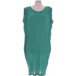 Vêtements Femme Robes courtes Benetton Robe Courte  36 - T1 - S Vert