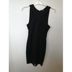 Vêtements Femme Robes courtes Mexx Robe noire Noir