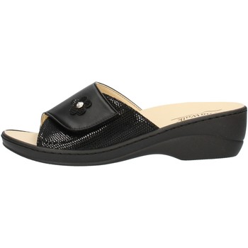 Chaussures Femme Mules Clia Walk ESTRAIBILE496 Noir