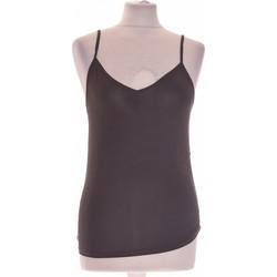 Vêtements Femme Débardeurs / T-shirts sans manche Sarah Pacini Débardeur  40 - T3 - L Marron