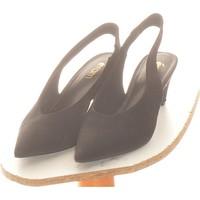 Chaussures Femme Escarpins éram Paire D'escarpins  37 Noir