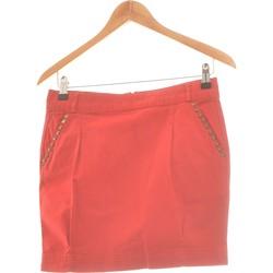 Vêtements Femme Jupes Etam Jupe Courte  36 - T1 - S Rouge