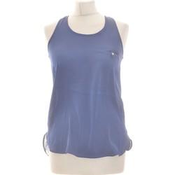 Vêtements Femme Débardeurs / T-shirts sans manche Atmosphere Débardeur  36 - T1 - S Bleu