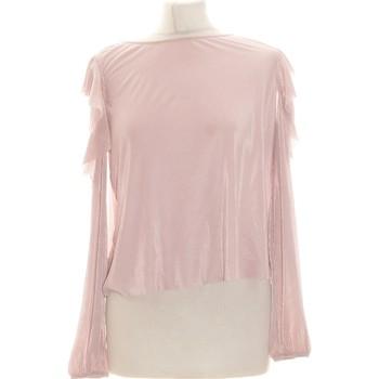 Vêtements Femme Tops / Blouses Bershka Blouse  36 - T1 - S Violet