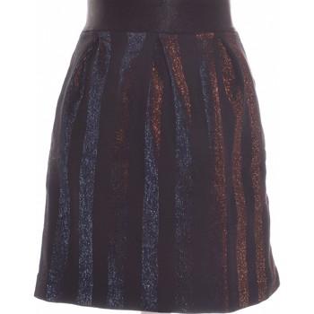 Vêtements Femme Jupes Camaieu Jupe Courte  36 - T1 - S Noir