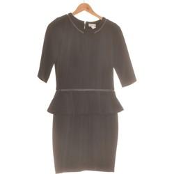 Vêtements Femme Robes courtes Claudie Pierlot Robe Courte  36 - T1 - S Noir