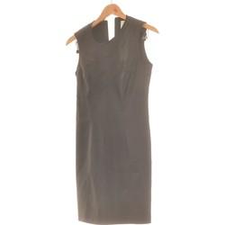 Vêtements Femme Robes courtes Thierry Mugler Robe Courte  38 - T2 - M Noir