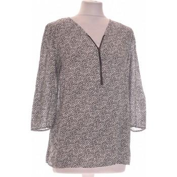 Vêtements Femme Tops / Blouses 1.2.3 Top Manches Courtes  36 - T1 - S Gris