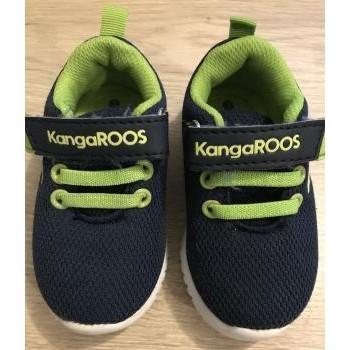 Chaussures Garçon Baskets basses Kangaroos Baskets taille 21 Bleu
