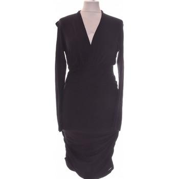 Vêtements Femme Robes longues 1964 Shoes Robe Mi-longue  38 - T2 - M Noir