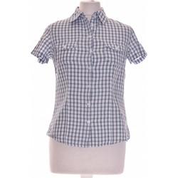 Vêtements Femme Chemises / Chemisiers H&M Chemise  34 - T0 - Xs Bleu