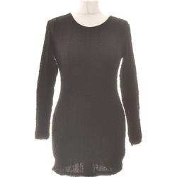 Vêtements Femme Robes courtes Acne Robe Courte  38 - T2 - M Noir