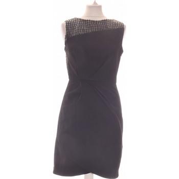 Vêtements Femme Robes courtes Manoukian Robe Courte  36 - T1 - S Noir