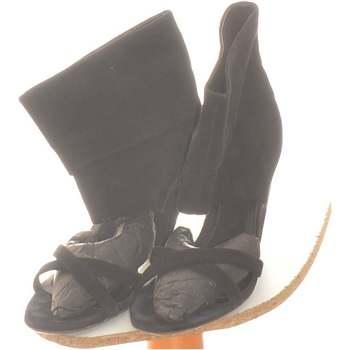 Chaussures Femme Bottines Ash Paire D'escarpins  39 Noir