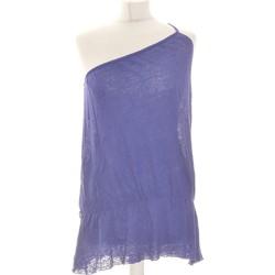 Vêtements Femme Débardeurs / T-shirts sans manche Manoukian Débardeur  32 Violet