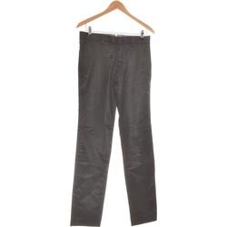 Vêtements Homme Pantalons Billtornade Pantalon Droit Homme  36 - T1 - S Noir