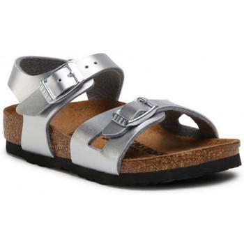 Chaussures Enfant Sandales et Nu-pieds Birkenstock Sandale Argent
