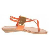 Chaussures Femme Sandales et Nu-pieds Cassis Côte D'azur Takwa Orange Orange