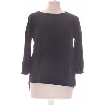 Vêtements Femme Tops / Blouses Cos Top Manches Longues  36 - T1 - S Noir
