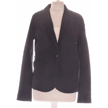 Vêtements Femme Vestes / Blazers American Retro Blazer  38 - T2 - M Noir