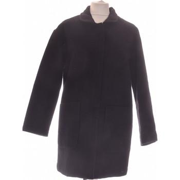 Vêtements Femme Manteaux Claudie Pierlot Manteau Femme  36 - T1 - S Noir