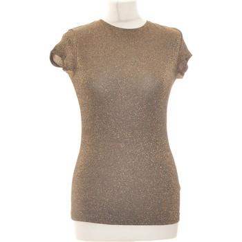 Vêtements Femme Tops / Blouses Ted Baker Top Manches Courtes  36 - T1 - S Noir