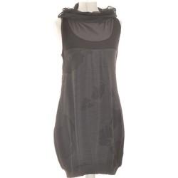 Vêtements Femme Robes courtes Deca Robe Courte  36 - T1 - S Noir