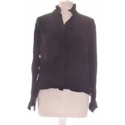 Vêtements Femme Chemises / Chemisiers Mango Chemise  38 - T2 - M Noir