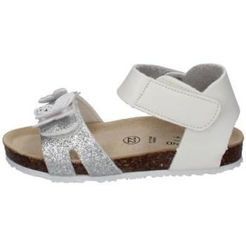 Chaussures Fille Sandales et Nu-pieds Grunland SB1716 BLANC