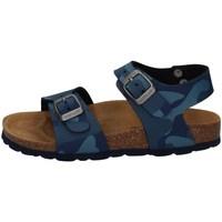 Chaussures Garçon Sandales et Nu-pieds Grunland SB1680 BLEU