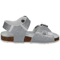 Chaussures Fille Sandales et Nu-pieds Grunland SB1258 Argenté