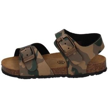 Chaussures Garçon Sandales et Nu-pieds Grunland SB0383 MILITAIRE
