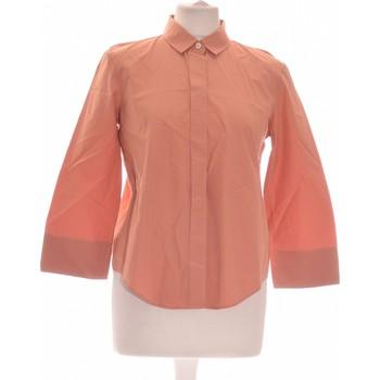 Vêtements Femme Chemises / Chemisiers Jil Sander Chemise  36 - T1 - S Orange