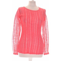 Vêtements Femme Pulls Atmosphere Pull Femme  34 - T0 - Xs Rose