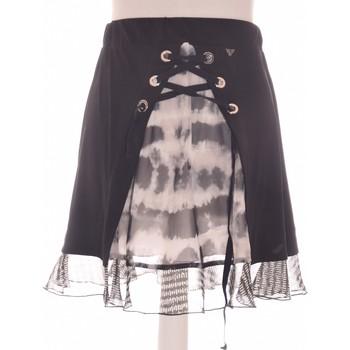 Vêtements Femme Jupes Lmv Jupe Courte  36 - T1 - S Noir