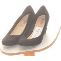 Chaussures Femme Escarpins éram Paire D'escarpins  35 Noir