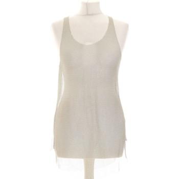Vêtements Femme Débardeurs / T-shirts sans manche American Retro Débardeur  38 - T2 - M Gris