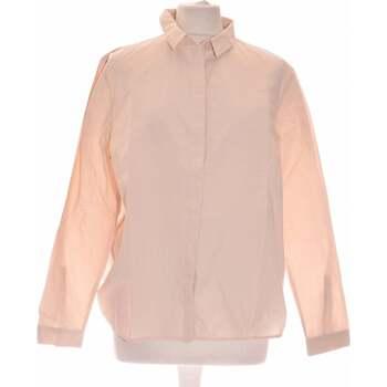 Vêtements Femme Chemises / Chemisiers Cos Chemise  44 - T5 - Xl/xxl Beige