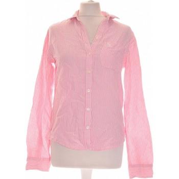 Vêtements Femme Chemises / Chemisiers Abercrombie Chemise  34 - T0 - Xs Rose