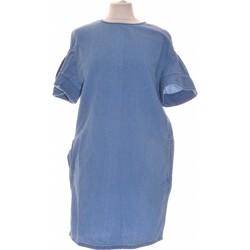 Vêtements Femme Robes courtes Cos Robe Courte  34 - T0 - Xs Bleu
