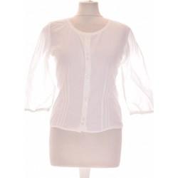 Vêtements Femme Chemises / Chemisiers Best Mountain Chemise  40 - T3 - L Blanc
