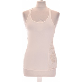 Vêtements Femme Débardeurs / T-shirts sans manche Chipie Débardeur  40 - T3 - L Blanc